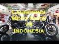 MOTOVLOG #36 - LAUNCHING MOTO GUZZI V9 ROAMER & BOBBER | JAKARTA, INDONESIA
