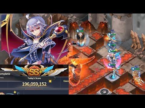 Fantasy War Tactics'R  Guild Raid Wednesday   190M++ Pts   Double NOX