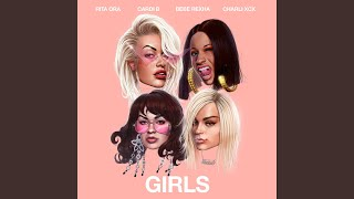 Video Girls (feat. Cardi B, Bebe Rexha & Charli XCX) download MP3, 3GP, MP4, WEBM, AVI, FLV Mei 2018