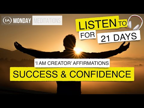 powerful-morning-affirmations-for-success-&-confidence-|-listen-to-this-every-morning-for-21-days!