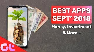 10 NEW FREE Android Apps of the Month - September  2018 | GT Hindi
