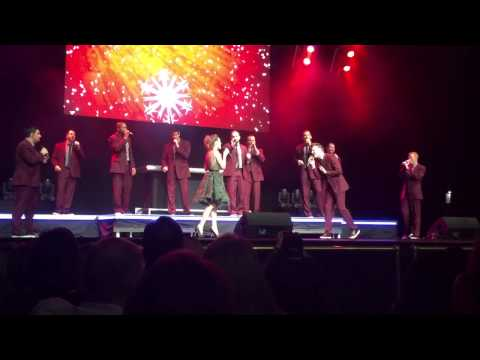 Straight No Chaser - Text Me Merry Christmas feat Laura Osnes