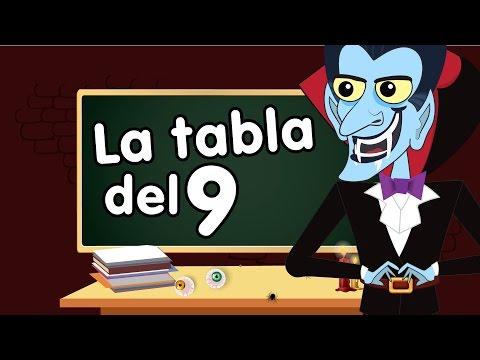 tabla del 9 cantada - Canciones Infantiles - Doremila