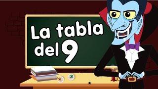 tabla del 9 cantada - Canciones Infantiles - Doremila thumbnail
