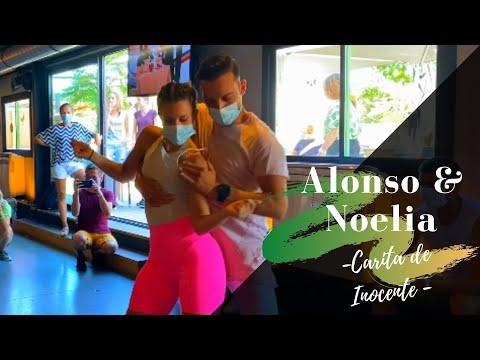 Alonso y Noelia - Carita de inocente