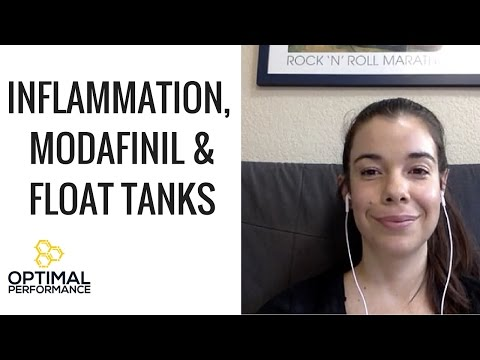 Dr Rhonda Patrick on Inflammation, Modafinil & Sensory Deprivation (OPP 16)