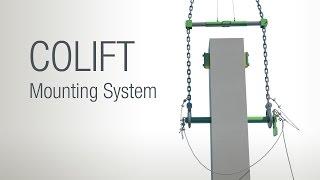 Peikko COLIFT Mounting System