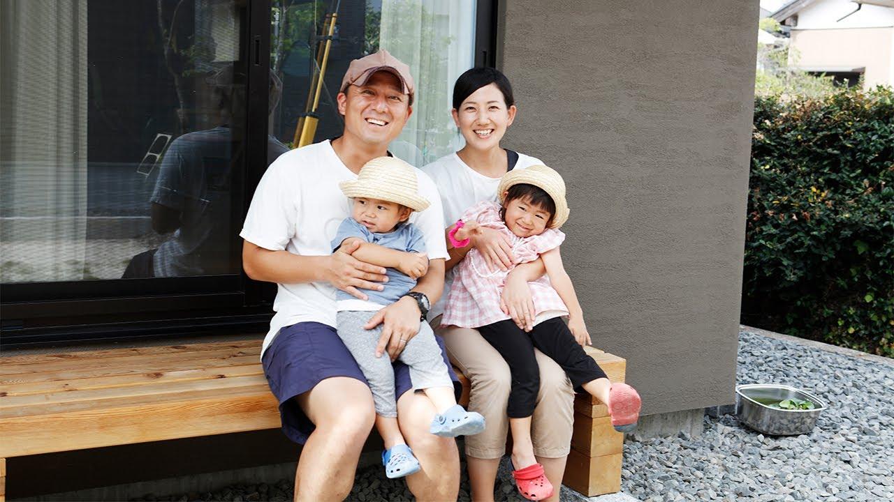 【casaの暮らし】casa basso #01|家族との距離感が近くなる平屋