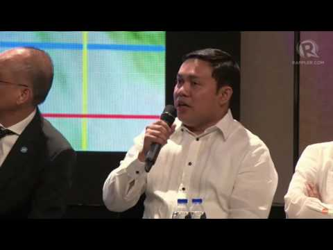 Dutertenomics Forum: Mark Villar presents DPWH plans