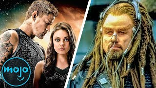 Top 10 Biggest Sci-Fi Box Office Bombs of All Time