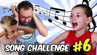 Lulus SONG CHALLENGE #6 🎤 Shakira, Justin Bieber uvm.! Lulu & Leon