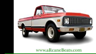 Pickup Truck | aRcaneBeats.com ( Country Rap Beat )