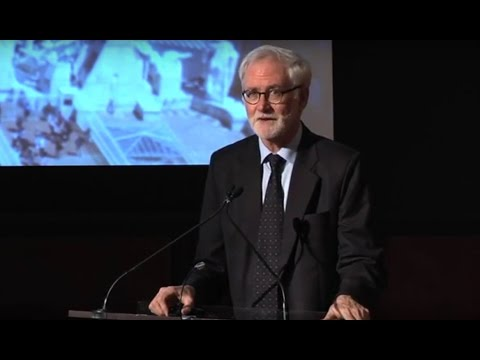 Paul Mellon Lecture - Renaissance and Baroque Rome: The Art of Urban Form, February 2015