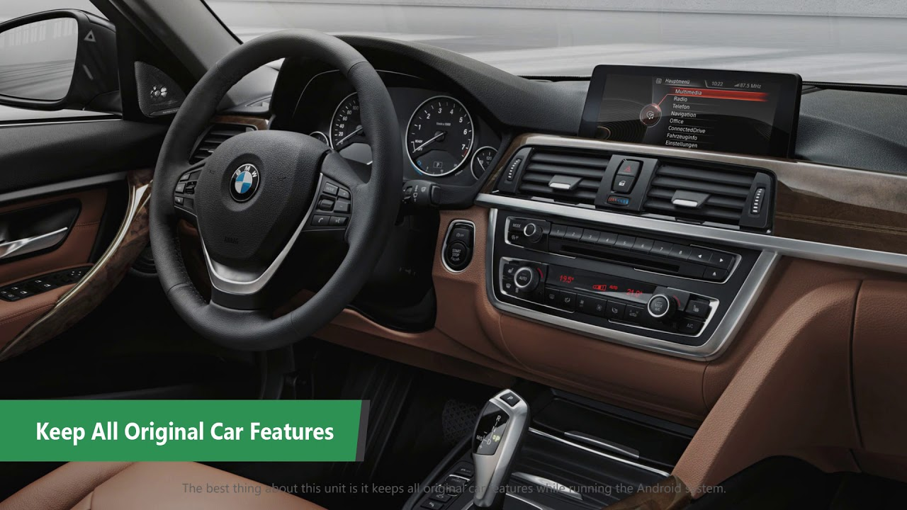 Eonon GA9203NB BMW Android 8 1 Car Stereo | Product Overview & Feature  Highlights