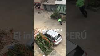 MOTO TAXISTA ESCAPA DE PERSECUCIÓN POLICIAL