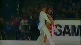 Bestemianova & Bukin (URS) - 1987 European Figure Skating Championships, Ice Dancing, Free Dance