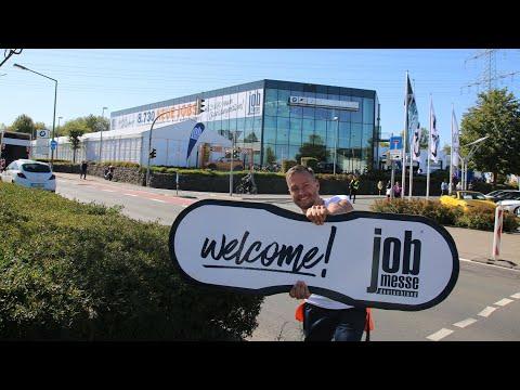 Jobmesse Deutschland Tour: Der Trailer