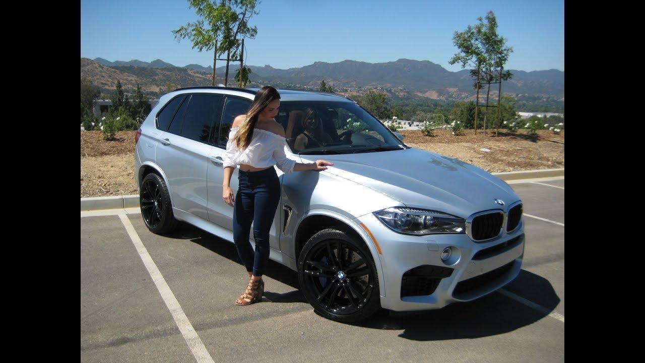2017 Bmw X5m Exhaust Sound Black 21 M Wheels Review