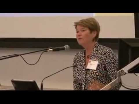 Peggy Healy and Anne Milgram on Human Trafficking: John Jay International Conferene, 6.7.12