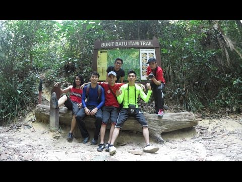 HIKING in MALAYSIA - Penang National Park (Taman Negara Pulau Pinang)