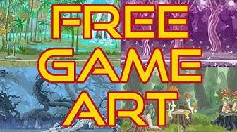 Free Game Art -- Full Game Kits