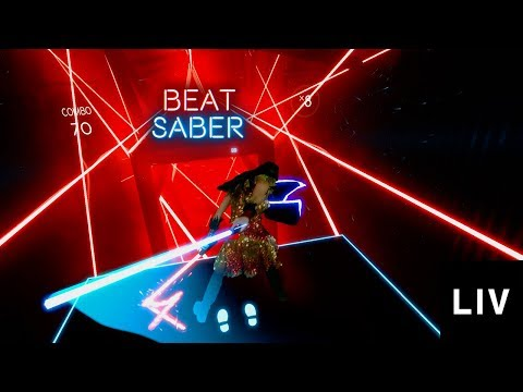 Whos the LIVing LEGEND?  Beat Saber Style Battle