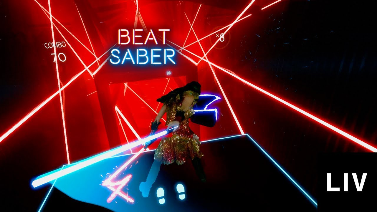 Beat Saber Early Access Review: Like DDR With Light Sabers