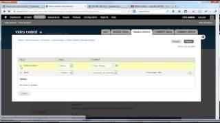Drupal 7 -- вставка Youtube или Vimeo видео автоматически через ссылку. Модуль Video Embed Field