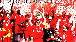 Liverpool vs AC Milan 3-3 ● UCL FINAL 2005 ● Istanbul Miracle
