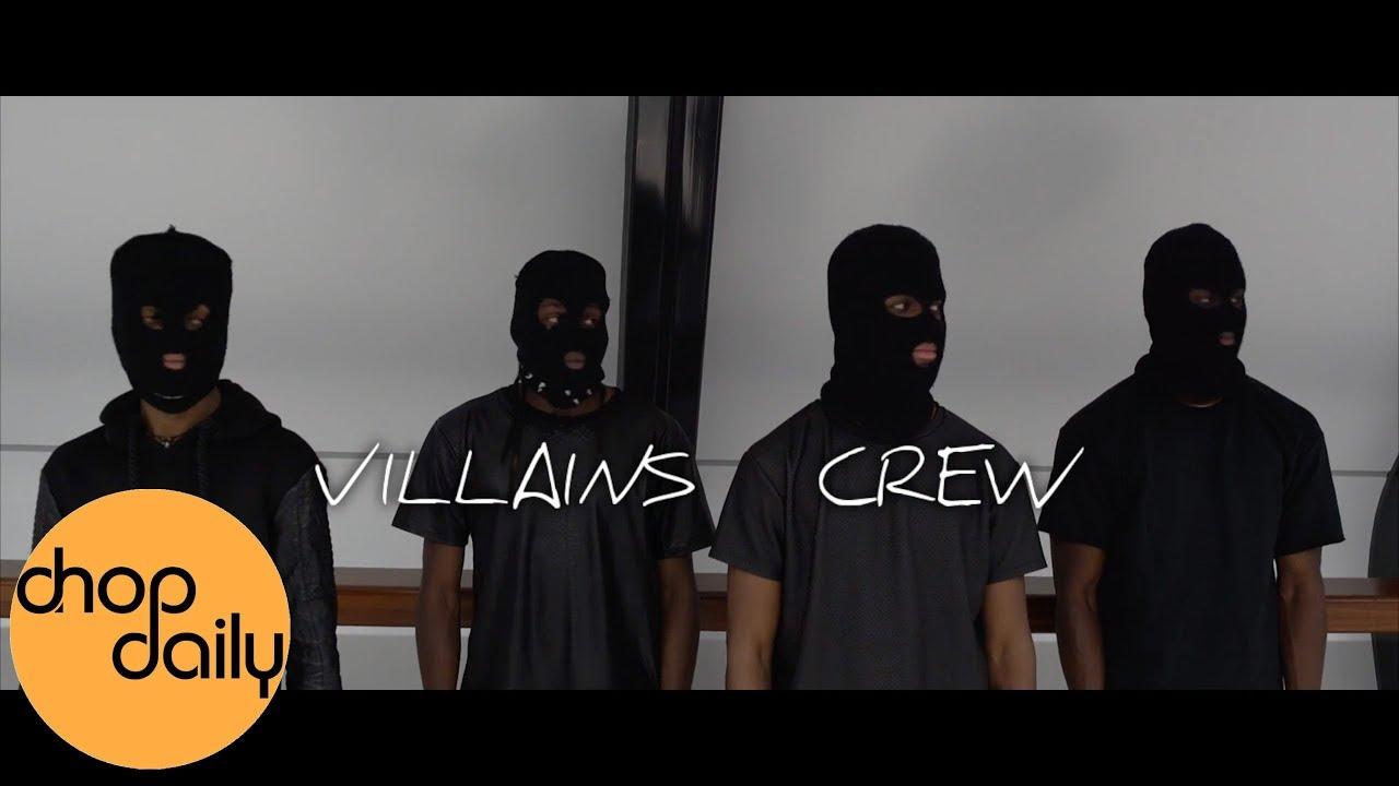 "Distruction Boyz ft Babes Wodumo - Shut Up (Villians Crew ""War Dub"" HomeBros Dance Video)"