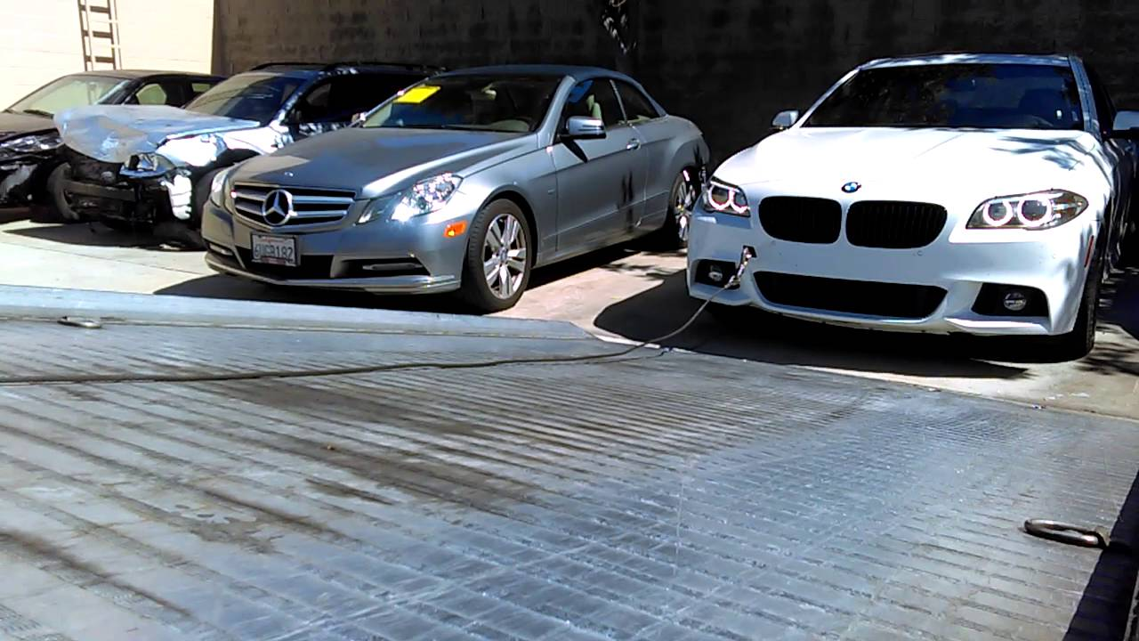 BMW D Some One Took A Bite YouTube - 528d bmw