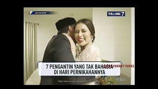 On The Spot - 7 Pengantin yang Tak Bahagia di Hari Pernikahannya