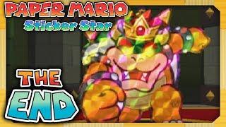 Paper Mario: Sticker Star - Part 36: Bowser
