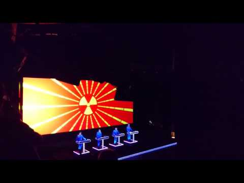 Kraftwerk: Radio-Activity, Oslo, Norway, 06082016