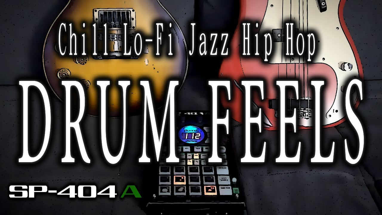 How I Jam to Make SP404A Drum Loops for Lo-Fi Jazz Hip Hop Beats (FREE  DOWNLOAD SAMPLES) Tutorial