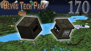 Slice n' Splice und Soul Binder | Minecraft Lets Play Bevos Tech Pack #170 |