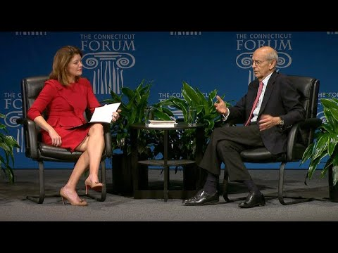 Justice Stephen Breyer on why he's concerned about cameras in court