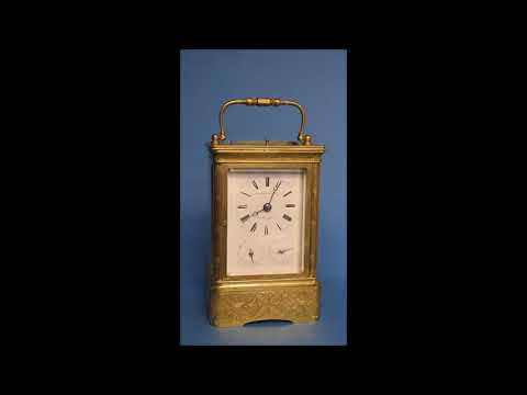 Bourdin Carriage Clock