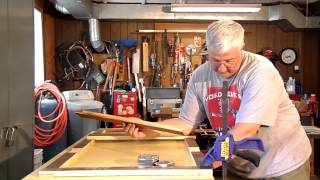 Recycling A Kitchen Cabinet Into A Woodworking Assembly Bench Part 1