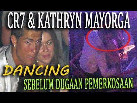 Cristiano Ronaldo  dan Kathryn Mayorga Di Vegas Club Jam Sebelum Dugaan Pemerkosaan Mp3