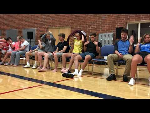 THS GRAD NIGHT HYPNOSIS 2018