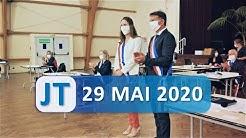 Le JT de Vélizy : 29 mai 2020