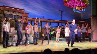 Erich Bergen Takes His First Bow in Waitress on Broadway