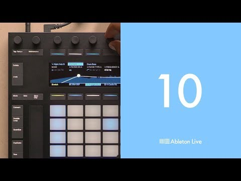 FIRST LOOK: Ray looks at Ableton Live 10 Beta | DJWORX