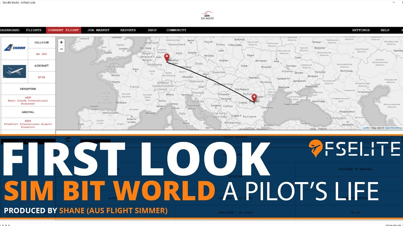 simMarket: SIMBITWORLD - A PILOT'S LIFE