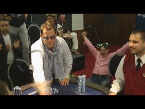 Danube Poker Masters 5: Main Event - Robinjo Show