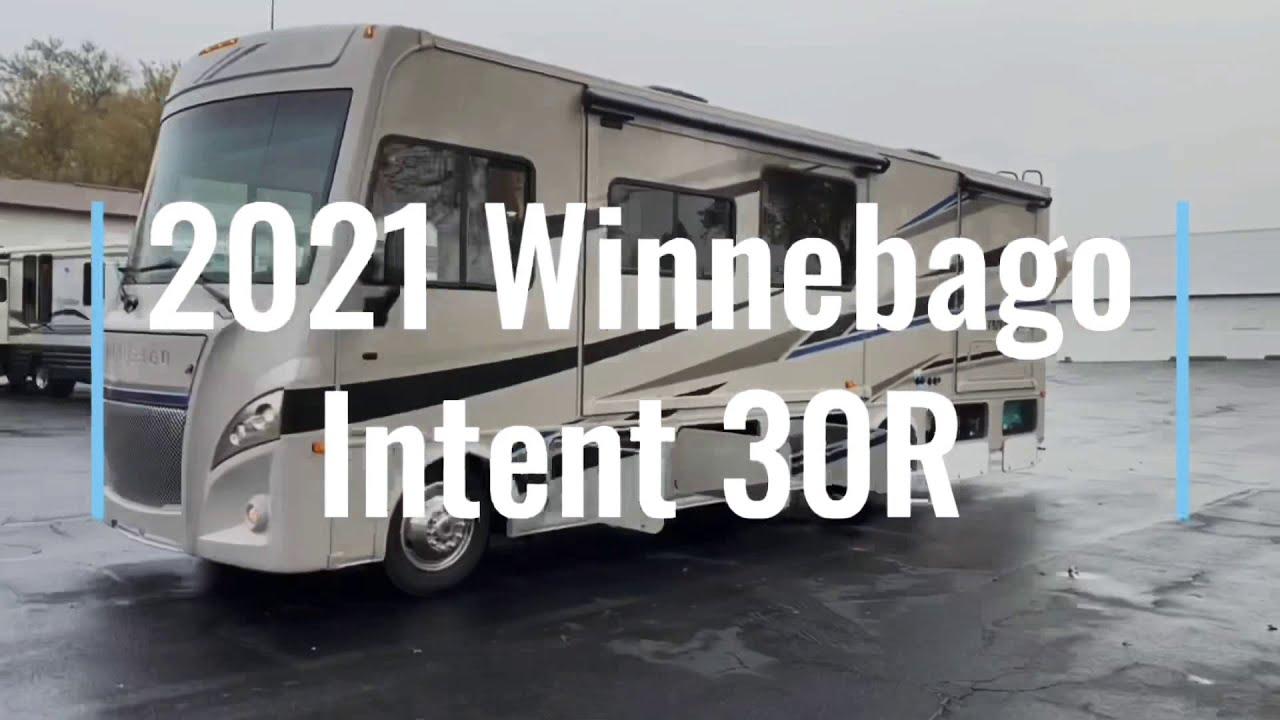 2021 Winnebago Intent 30R at Winnebago Motor Homes