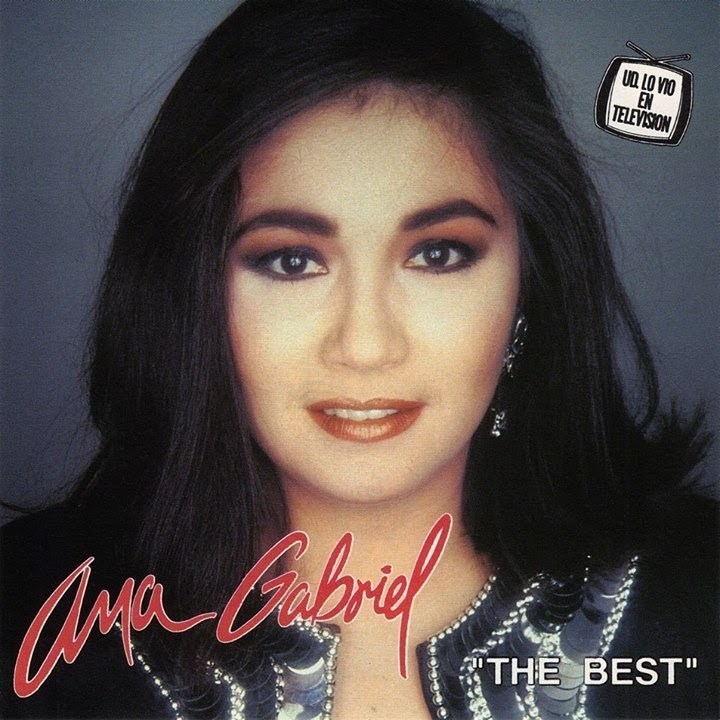 Ana Gabriel 60 Grandes Exitos Mix The Voice Of Love Youtube