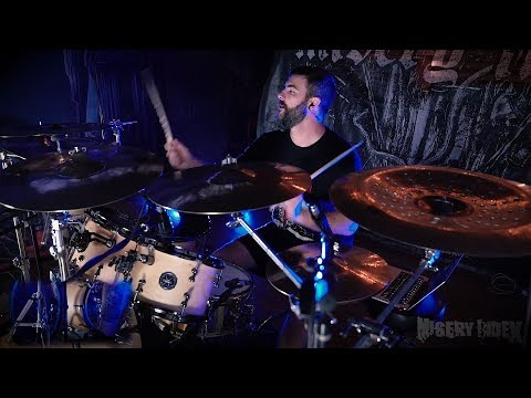 Misery Index - Rituals Of Power (drum Play-through)