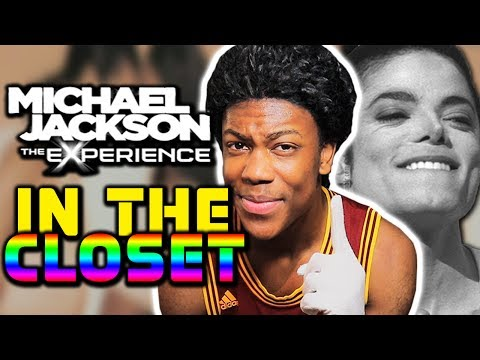 Michael Jackson: The Experience - In the Closet